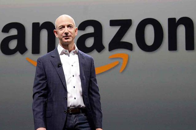 Jeff Bezos di Amazon è il CEO migliore del mondo