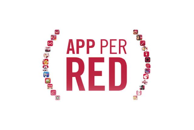 App per RED, Apple e gli sviluppatori insieme per la lotta contro l'AIDS
