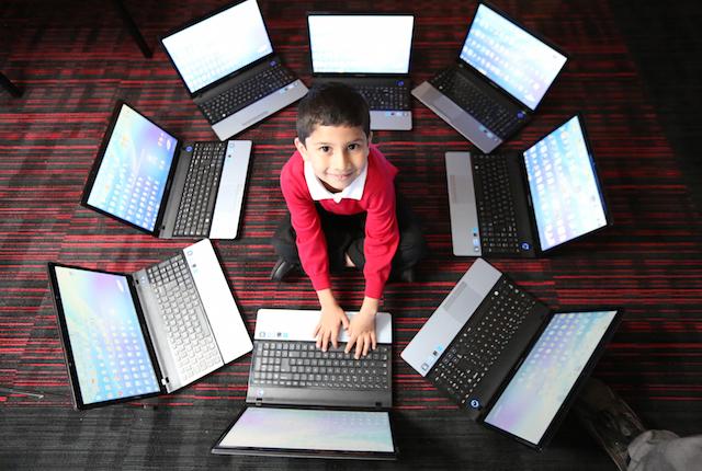 A 5 anni ottiene il Microsoft Certified Professional, è il più giovane specialista IT del mondo