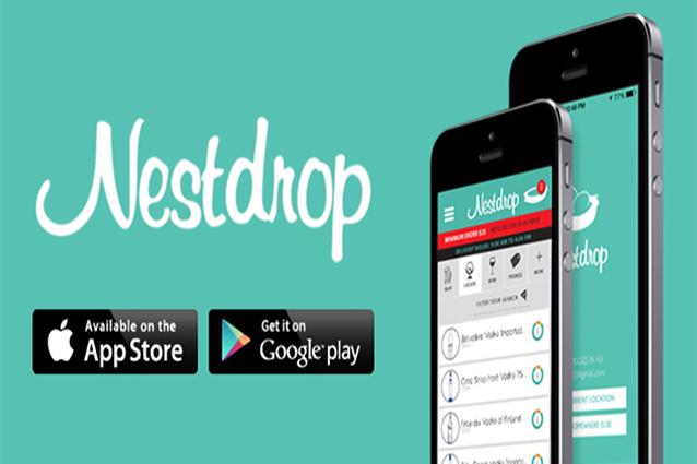 Nestdrop, l'applicazione che consegna marijuana a domicilio
