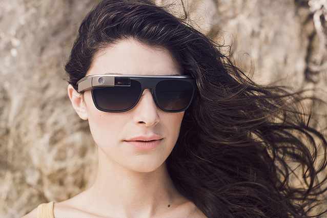 Google Glass, in arrivo una versione dotata di processore Intel