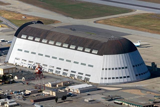 Google affitta campo d'aviazione della NASA