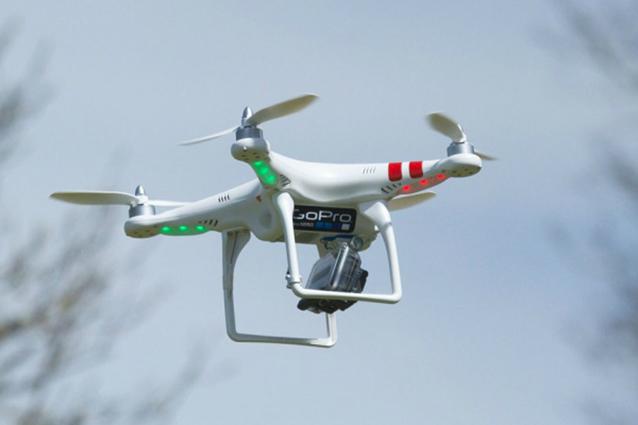 GoPro sviluppa una linea di droni con le sue videocamere