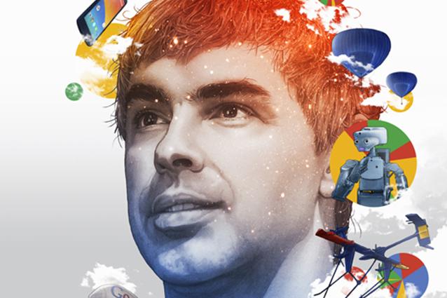 """Larry Page eletto """"Business person of the year"""" dalla rivista Fortune"""