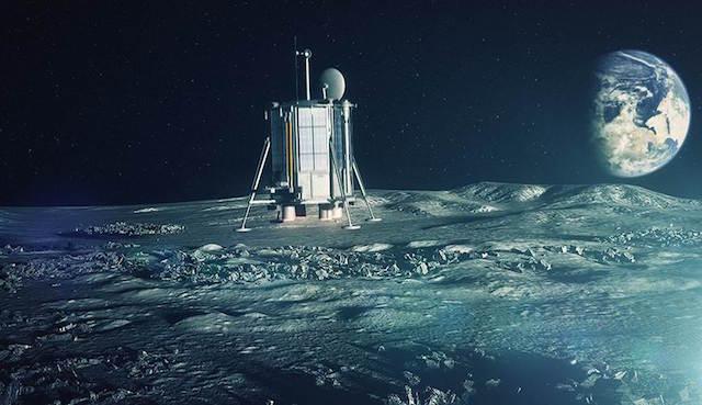 Lunar Mission One, nel 2024 potremo inviare una ciocca di capelli sulla Luna grazie al crowdfunding