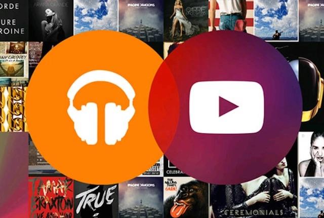 Music Key, YouTube ha presentato il suo servizio di streaming musicale