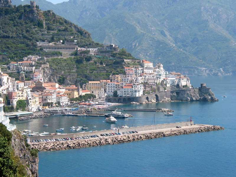 Amalfi e Sorrento, bellezze di terra e mare