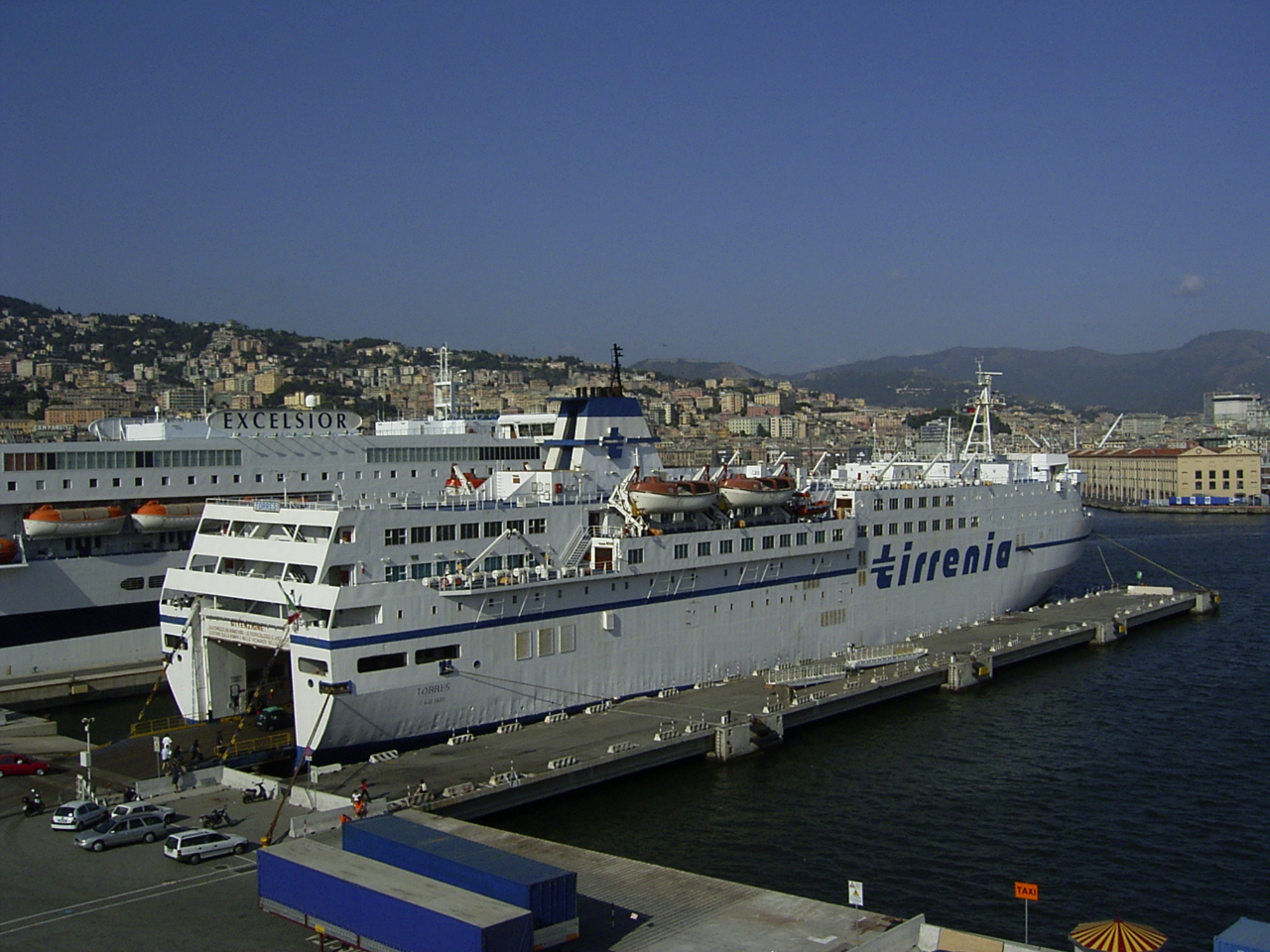 Sciopero della Tirrenia dell'8 Giugno: disagi, ma garantite le navi per la Sardegna