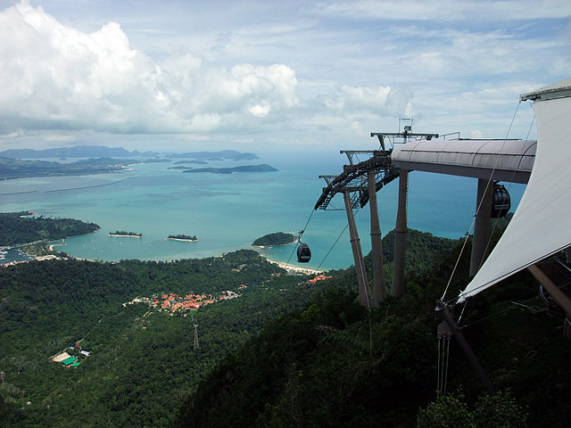 funivie Langkawi_Cable_Car