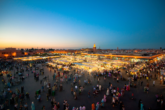 piazze marocco