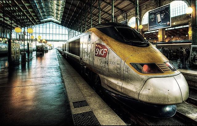 interrail parigi