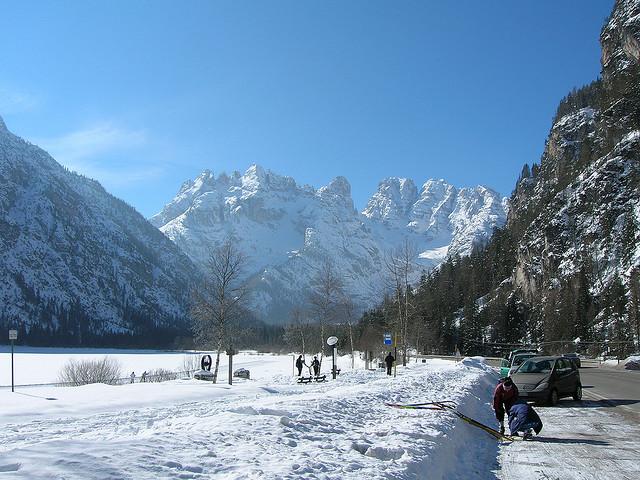 Vacanze a cortina in montagna neve sport e mercatini for Mercatini oggi milano