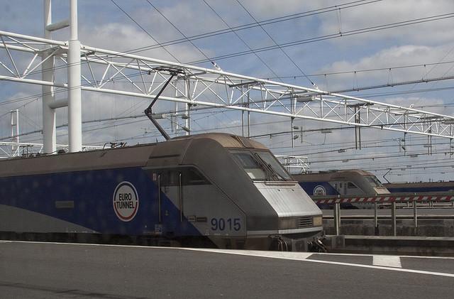Treni Eurotunnel