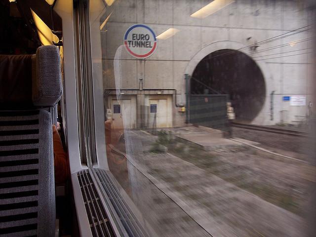 Tunnel della Manica Francia