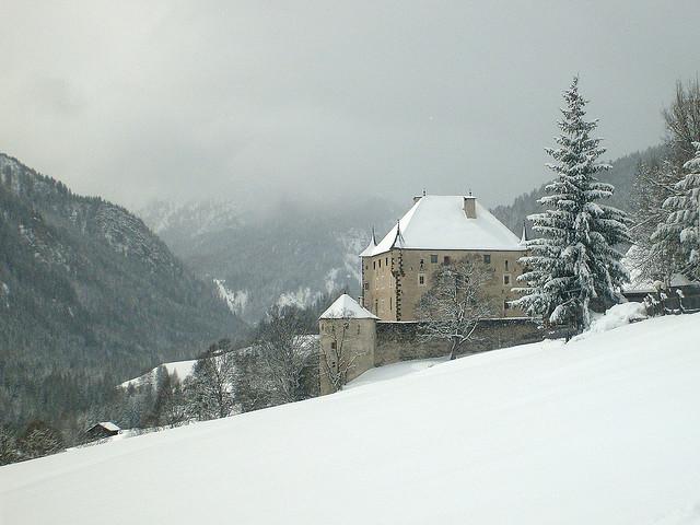 Castel Colz a La Villa di Val Badia