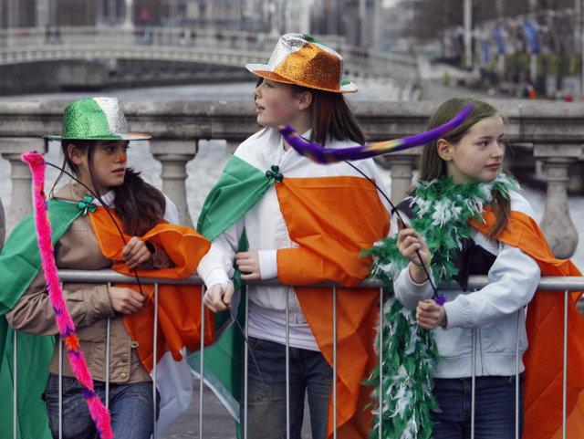 La parata della festa di san patrizio 2012 e il programma - San patrizio per i bambini ...