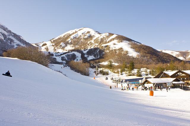 Sciare ad Ovindoli