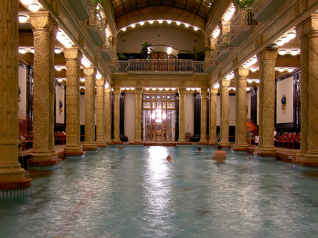 Terme di Budapest