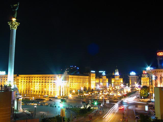 Divertirsi in ucraina spiagge e nightlife di un paese che - La porta di kiev ...