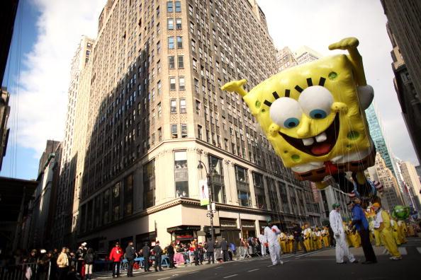 Il giorno del ringraziamento come new york si prepara al - Ringraziamento tacchino al colore ...
