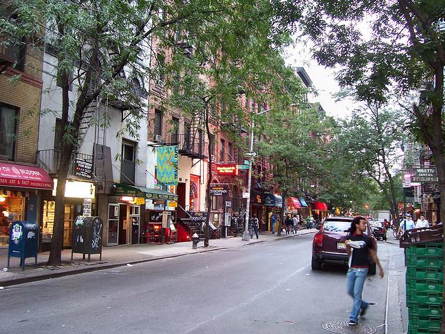 Restaurants Liberty Street Ny