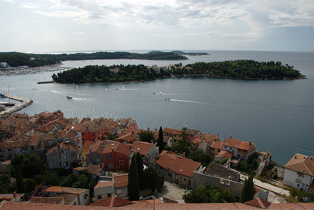 Rovigno in croazia for Alberghi rovigno croazia