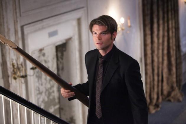 Daniel Gillies nel ruolo di Elijah Mikaelson in The Vampire DiariesDaniel Gillies Vampire Diaries