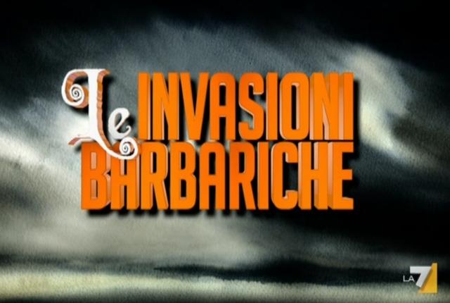 Le Invasioni Barbariche con Renato Zero e Crocetta sul caso Battiato (DIRETTA)