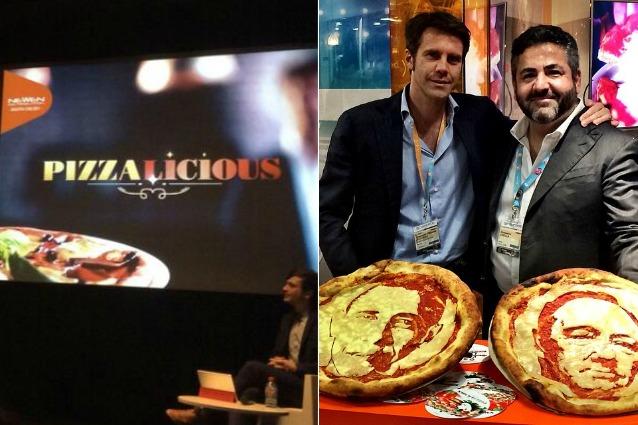 """Emanuele Filiberto cerca il re della pizza nel nuovo programma """"Pizzalicious"""""""