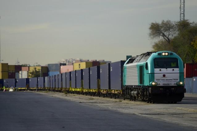 Cina-Spagna, la ferrovia più lunga del mondo: ecco la nuova Via della Seta