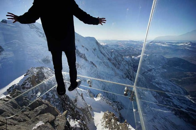 Luoghi da capogiro: i 20 posti costruiti dall'uomo più vertiginosi al mondo