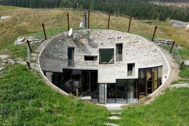 Le 10 case sotterranee più spettacolari del mondo