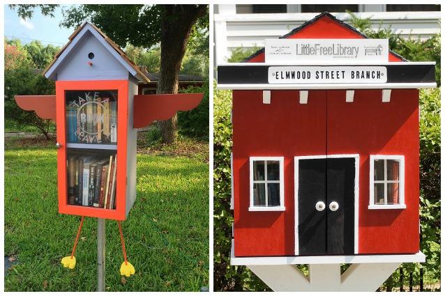 Little Free Library: piccole librerie gratuite in giro per il mondo