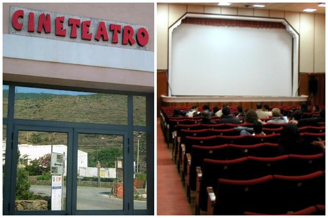 Pantelleria, colletta di cittadini e vip per salvare l'unico cinema dell'isola