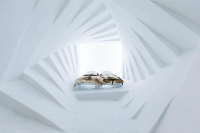 Icehotel 2015: ecco le suite d'arte della 25ª edizione dell'albergo più incredibile al mondo