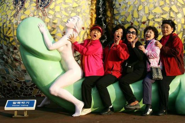 Romantic Boulevard: a Taiwan apre il primo parco giochi del sesso