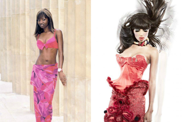 Irene Major, la modella che ha cambiato il colore della pelle con le creme schiarenti