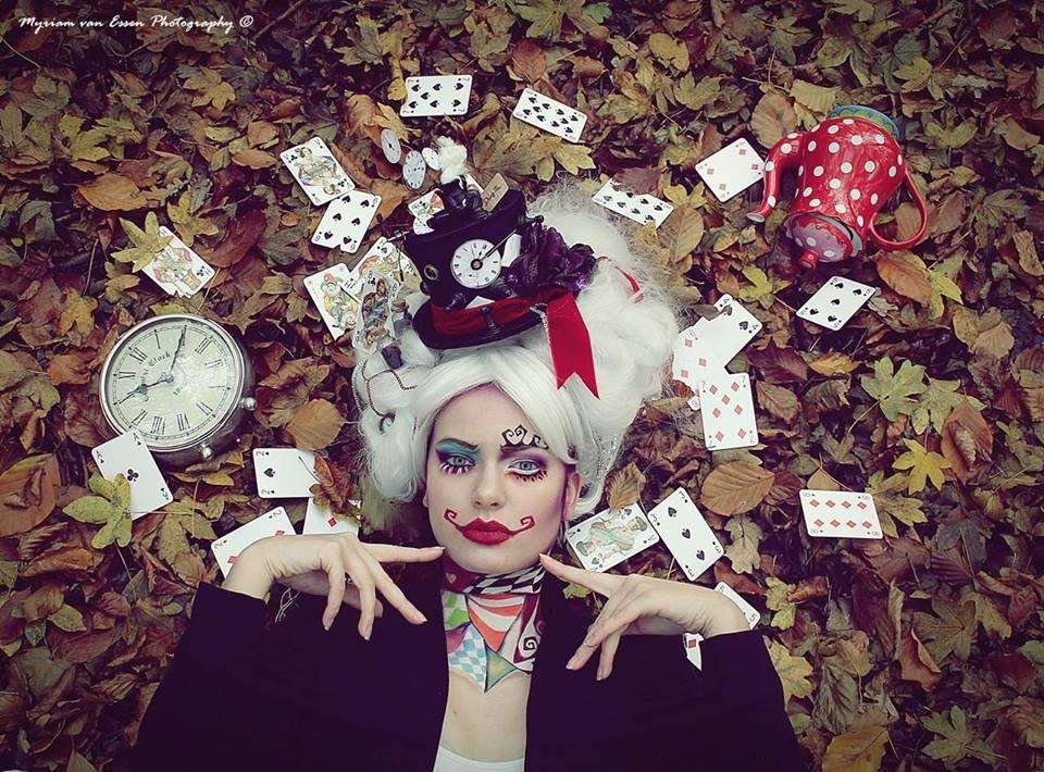 Rende i suoi make-up delle opere d'arte: ecco la creatività di Joyce (FOTO)