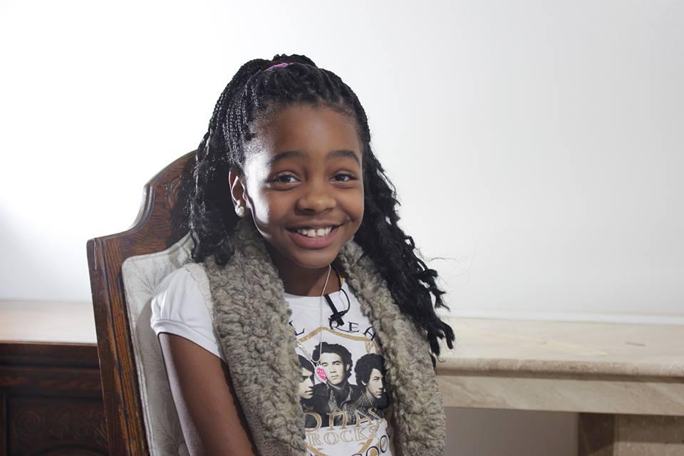 A 11 anni è l'imprenditrice più giovane di Detroit: la storia della piccola Asia