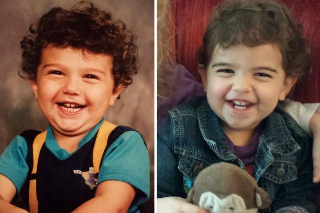 L'incredibile somiglianza tra figli e genitori (FOTO)