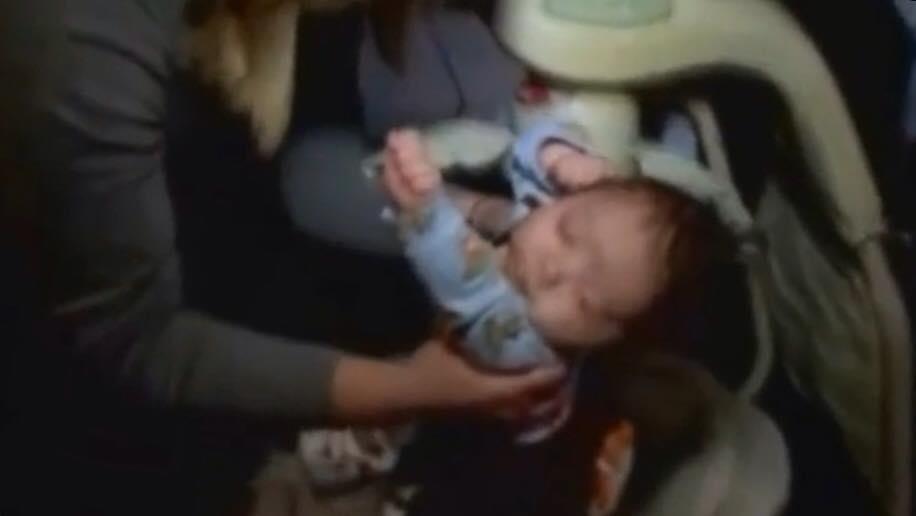 Richie, il bambino nato senza occhi (FOTO)