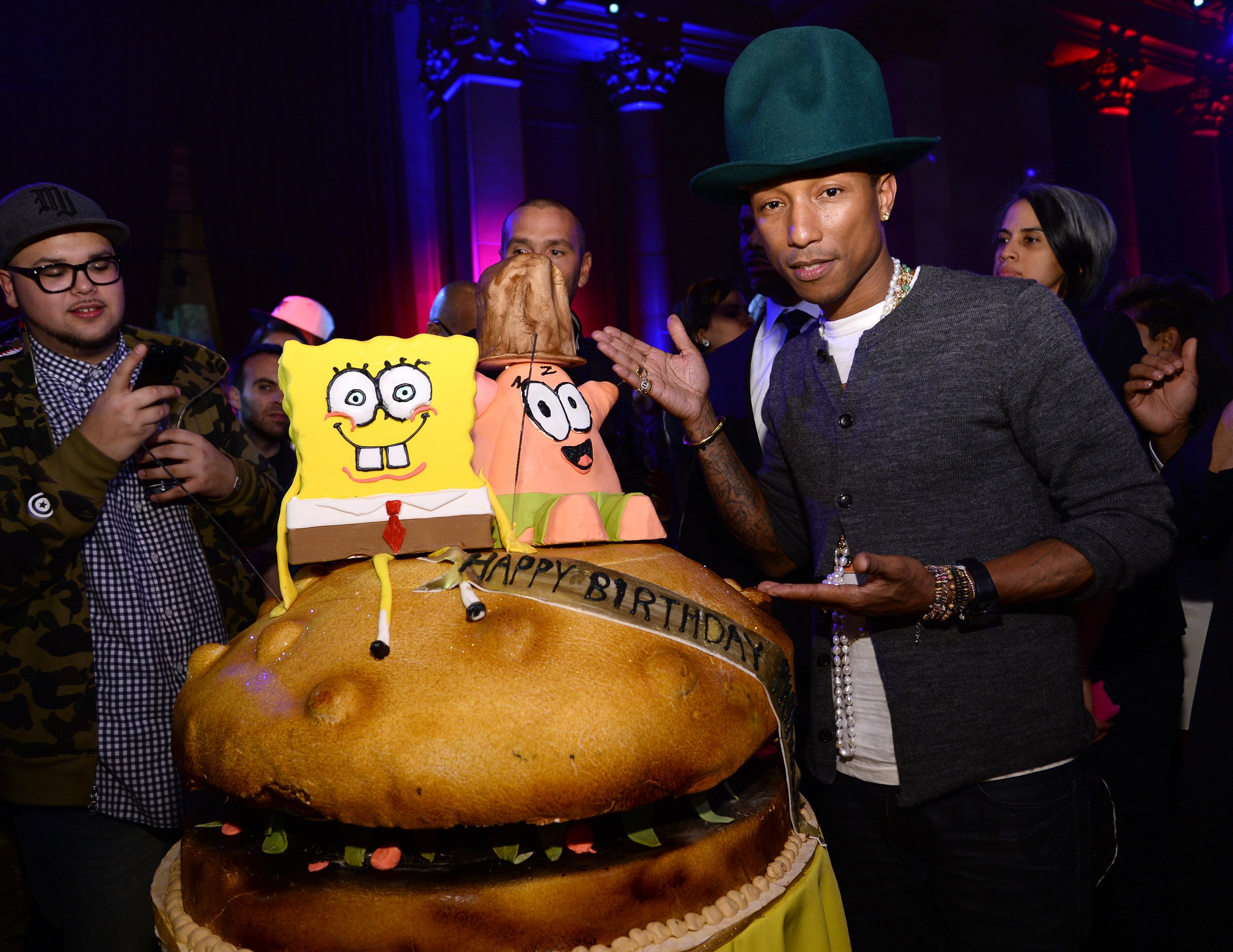 Le torte di compleanno più stravaganti delle star (FOTO)