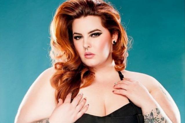 Tess, la modella plus size che porta la 56 (FOTO)