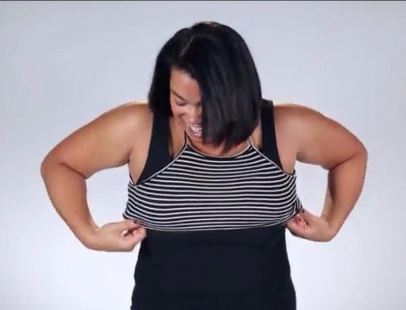 La taglia unica non esiste, cinque donne lo dimostrano in un video