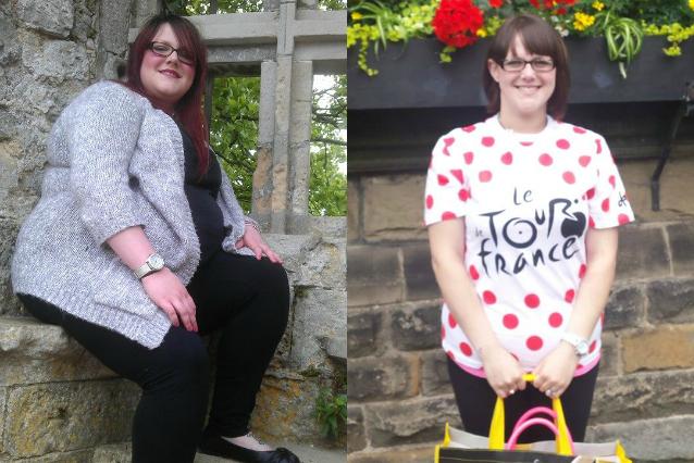 Mangiava salsicce a colazione, perde 63 chili ed è soddisfatta del suo corpo