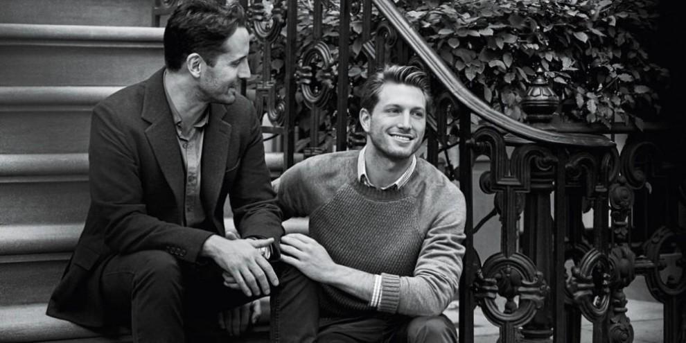 Per la prima volta, una coppia gay diventa testimonial di Tiffany&Co. (FOTO)