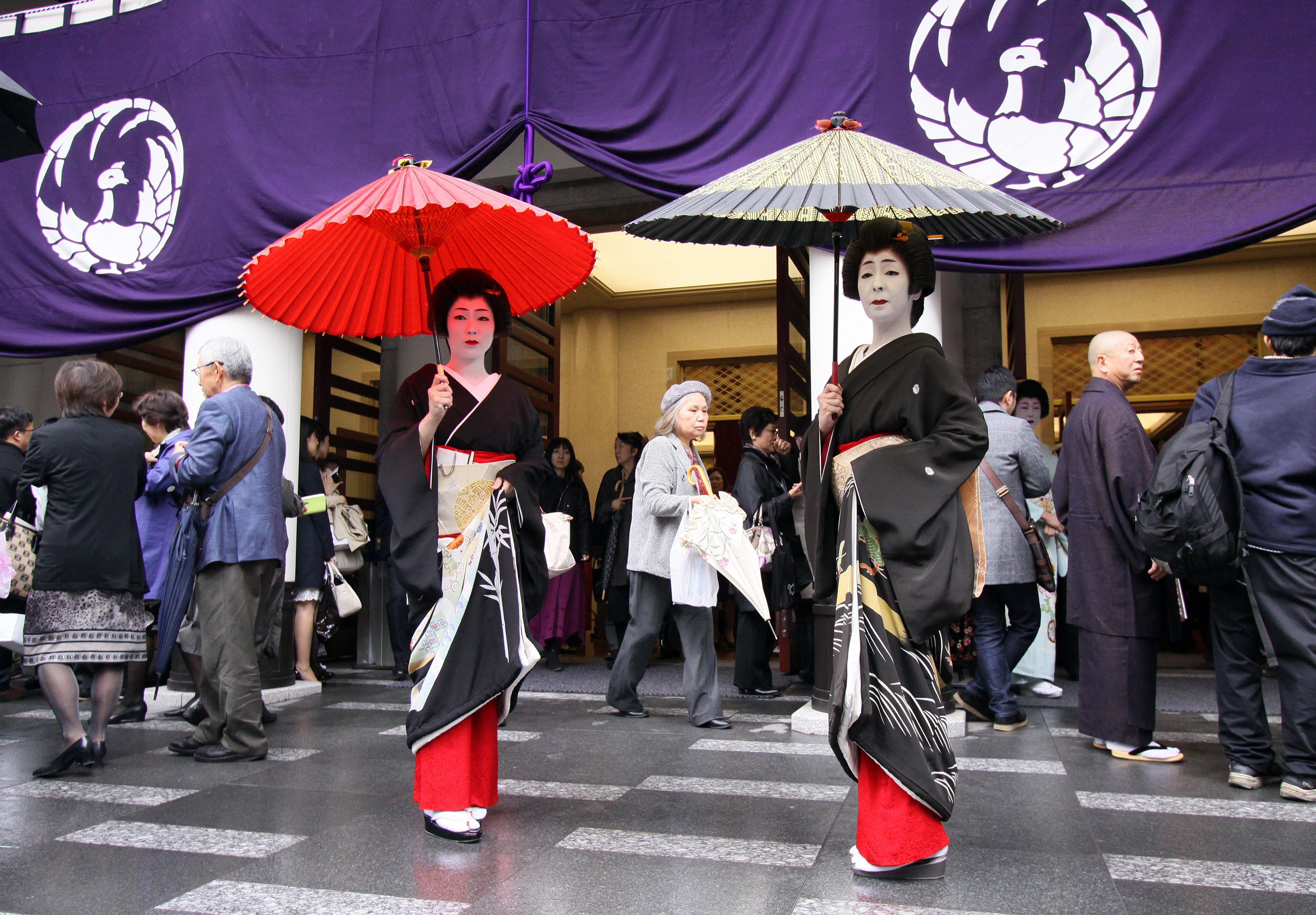 Sayuki, la ragazza australiana che ha deciso di diventare una geisha