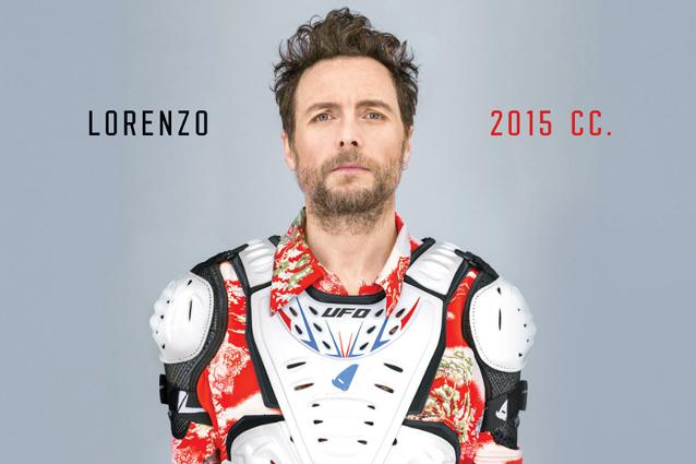 """Jovanotti: svelata la tracklist di """"Lorenzo 2015 cc"""", in pre order dal 20 gennaio"""