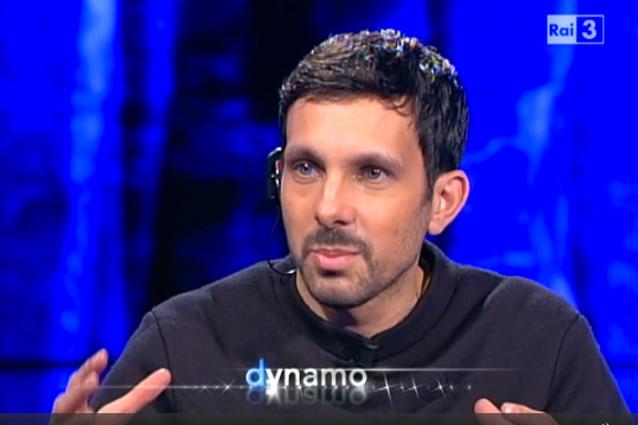 """Dynamo a """"Che tempo che fa"""": """"La magia fa diventare tutti bambini"""" (VIDEO)"""