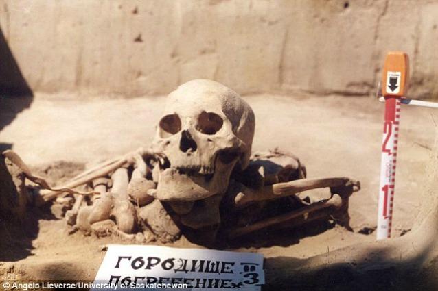 Quest'uomo è il più antico caso di tumore della storia?